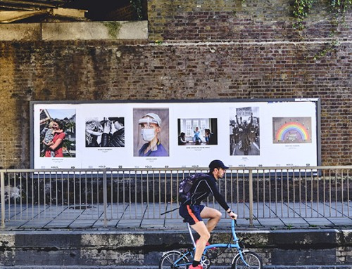 'Hold Still' photographic exhibition at the National Portrait Gallery