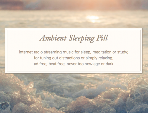 Ambient Music for Relaxation