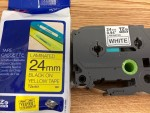 Tape for P-Touch Label Printer 24mm