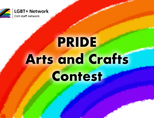 Pride Arts and Crafts Competition